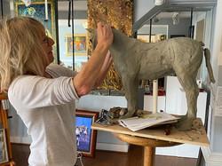 Sculpture-Lindsay Mullen 1