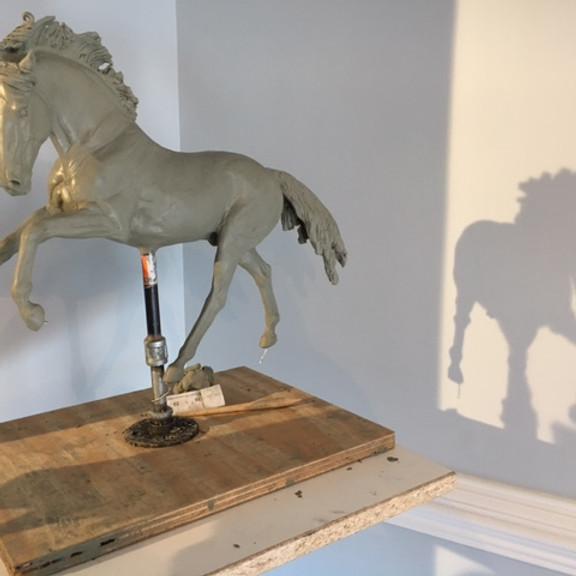 Free Zoom Class: Sculpting Horses with Goksin Carey (1)
