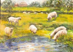 Gardiner, Maribe Chandler-Thirsty Sheep.