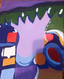 Wine, Linda Bell-Purple 2