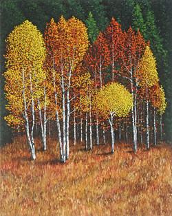 Hindle Stuart Autumn Colors oil