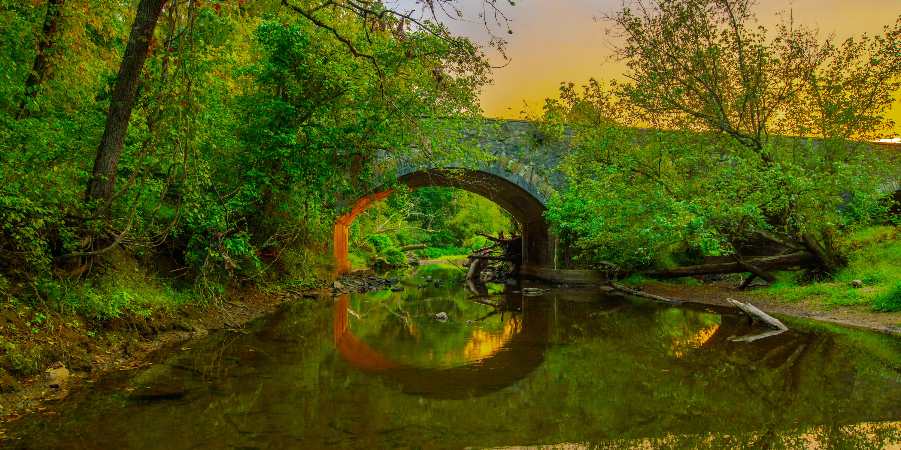 Chirieleison, MIke-Goose-Creek-Bridge_sm