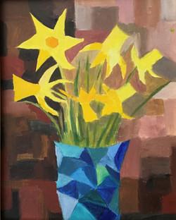 Sharpe, Susan-Daffodils