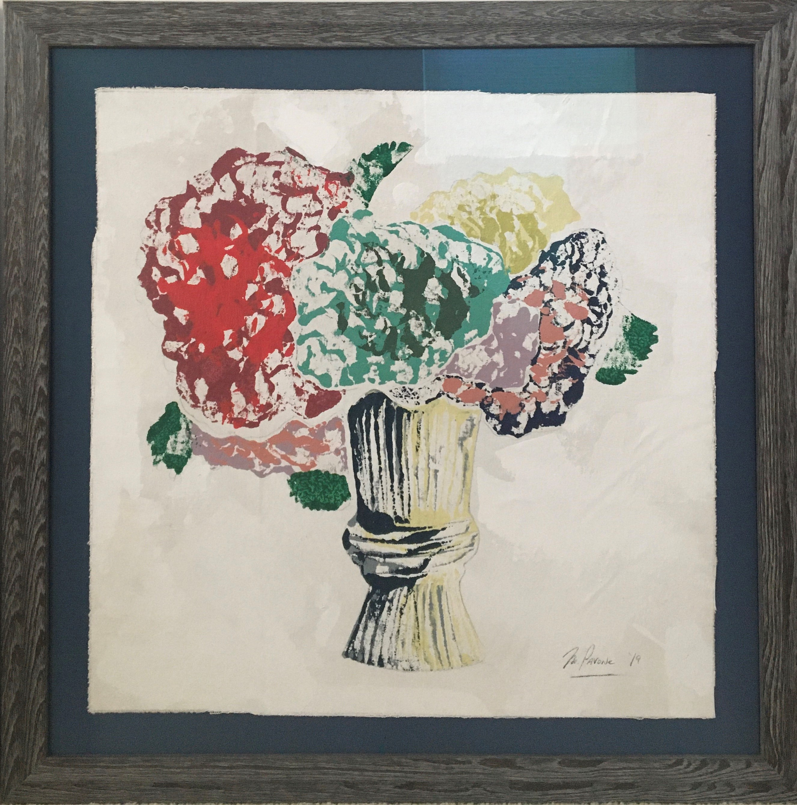Pavone, Matt-Untitled Hydrangeas 1
