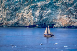 Schneider, Paul-Sailing on Glacier Bay