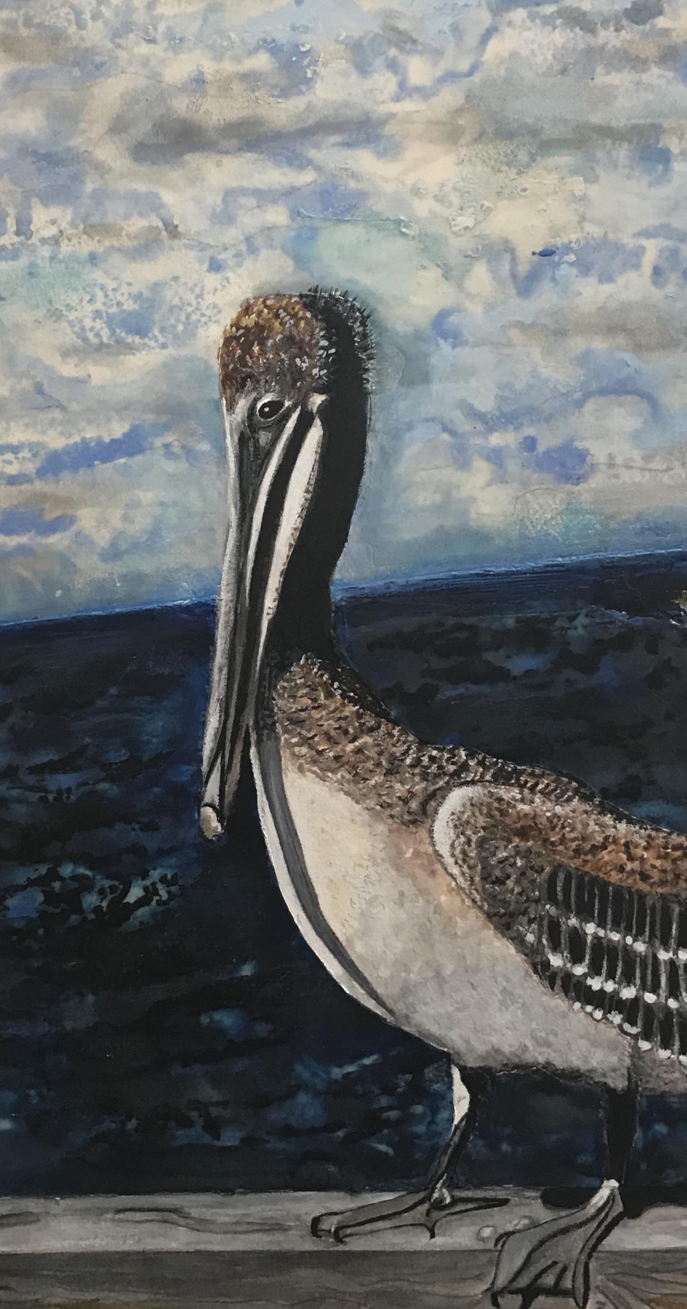 Steinhilper, Maggie-My Sister's Pelican.