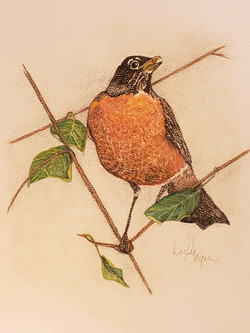 Patterson, Leslie-Robin Song