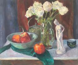 Zidek, Bryan-Winter color study with apples