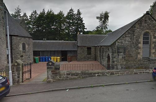 St Leonards Church, Dunfemline