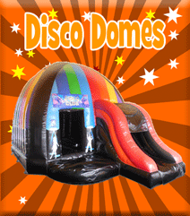 Disco Dome Hire in Fife, Kinross, Clackmannanshire and Falkirk