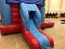 PJ Masks Bouncy Castle with Slide