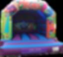 Trolls Bouncy Castle