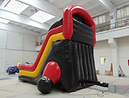 Energy Rush Inflatable Slide