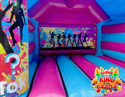 TikTok Bouncy Castle