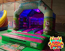 Unicorn Disco Bouncy Castle