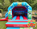 Toy Story Bouncy Castle with Slide Hire