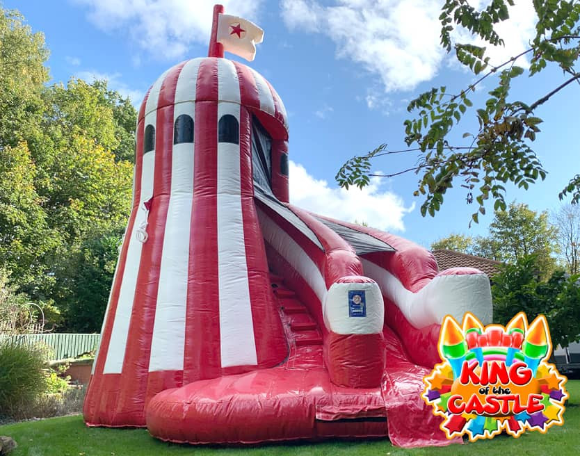 Slush and Slide Party Package