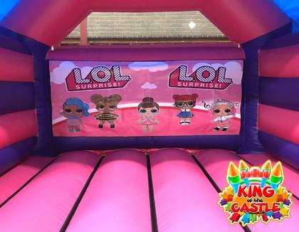 LOL Surprise Bouncy Castle