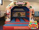 Christmas Bouncy Castle Hire