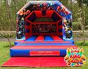 Avengers Bouncy Castle in Alva