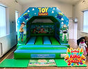 Toy Story Bouncy Castle Hire