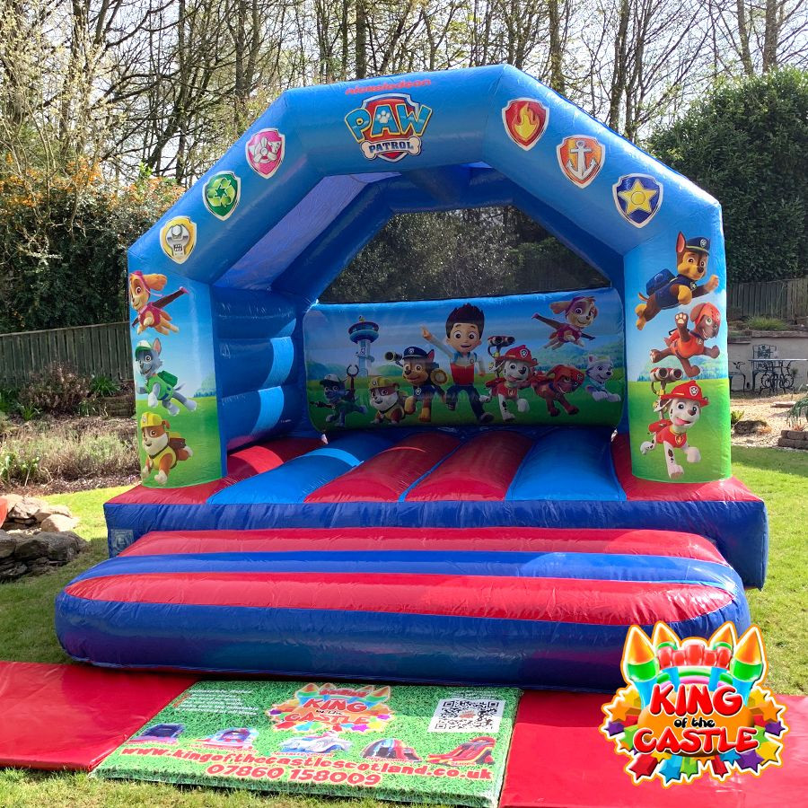 Paw Patrol Bouncy Castle