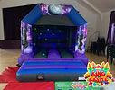 Kids Disco Bouncy Castle Hire