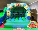 Minions Bouncy Castle Hire