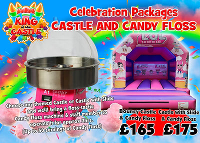 Package6-Castle and Floss