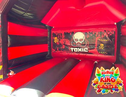 Toxic Bouncy Castle
