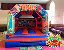 Trolls Bouncy Castle Hire