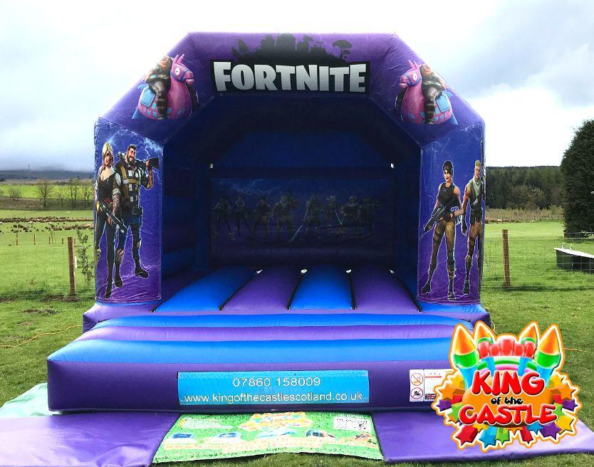 Fortnite Bouncy Castle