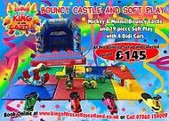 Bouncy Castle and Soft Play