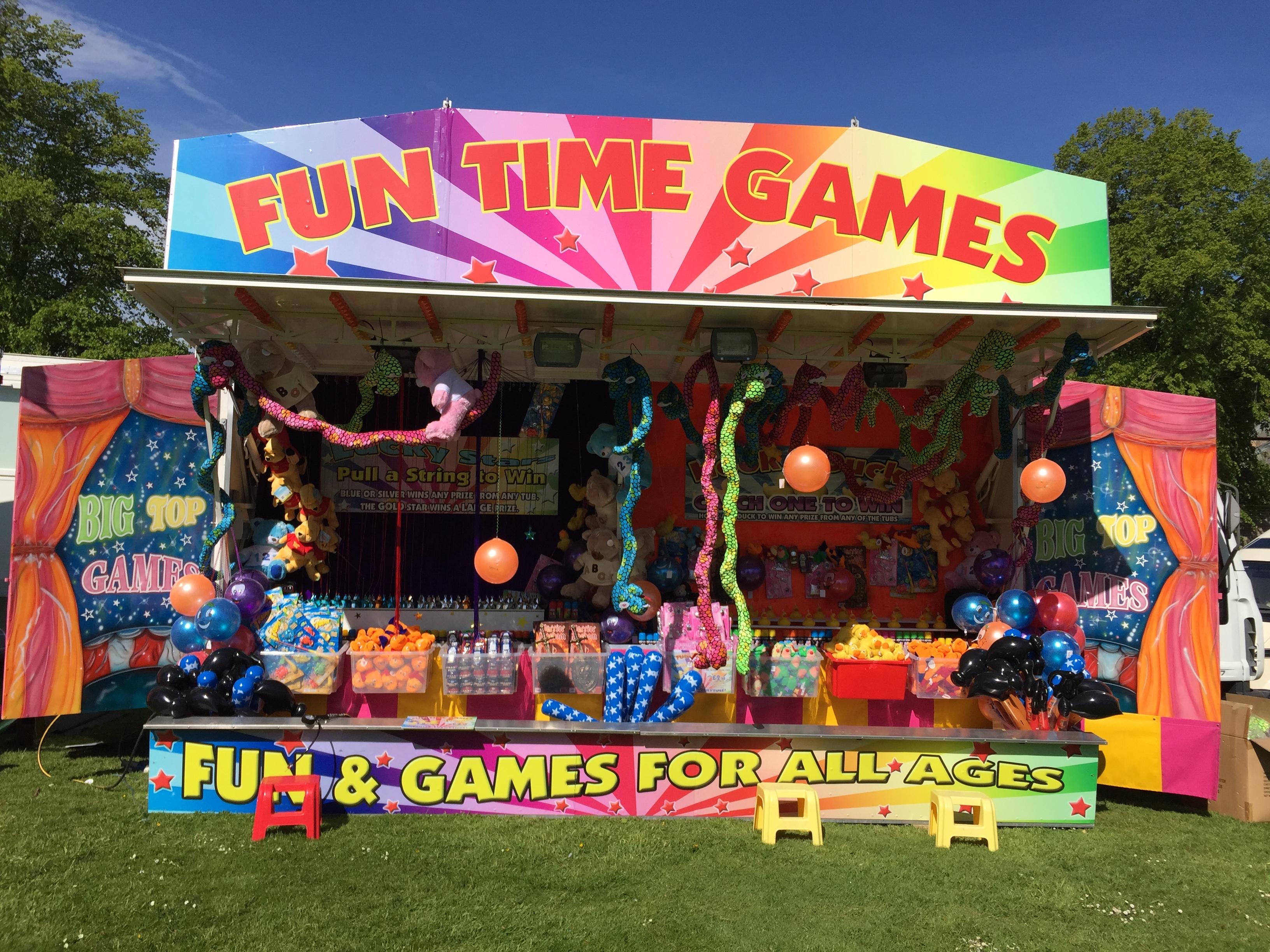 Fun Time Games