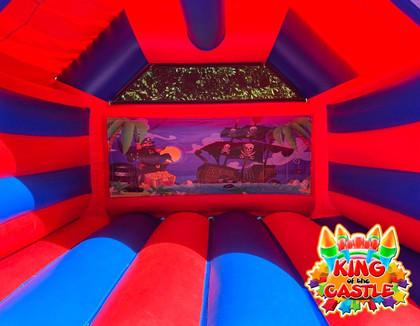 Pirates Bouncy Castle