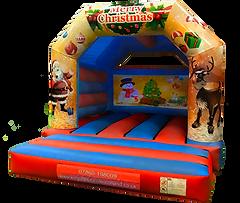 Christmas Bouncy Castle Hire Fife