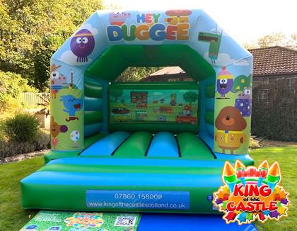 Hey Duggee Bouncy Castle