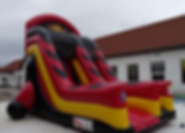 Rush Energy Slide for Parties and Events