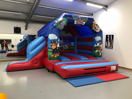 Bouncy Castle Hire Kinross
