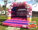 LOL Surprise Bouncy Castle Hire