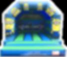 Minions Bouncy Castle