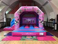 LOL Surprise Bouncy Castle with Slide