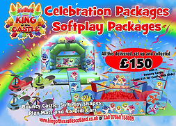 Soft Play - Baby Shark Package