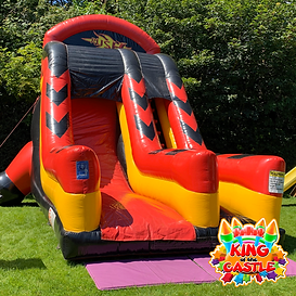 Inflatable Slide Hire in Fife