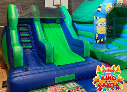 Bouncy & Slide Party Package