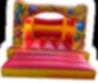 Low Height Bouncy Castle