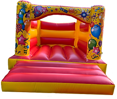 Low Height Bouncy Castle Hire Fife