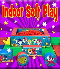 Indoor Softplay Hire in Fife, Clackmananshire, Kinross & Falkirk