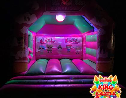 LOL Disco - 4.jpgLOL Disco Bouncy Castle