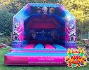 Frozen Bouncy Castle Hire